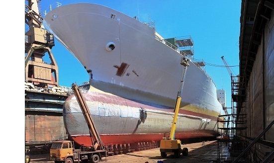 Garnet Sand Ship